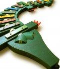 Glockenspiel Krokodil