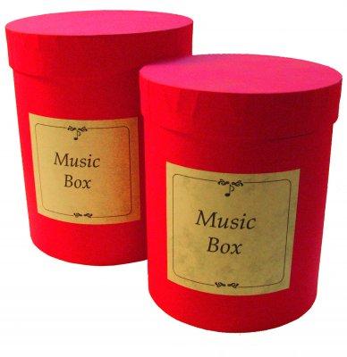 Music-Box-Verpackung